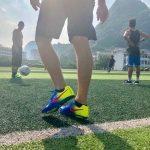 Soccer in Yangshuo