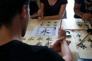 Basic Chinese Calligraphy Tools