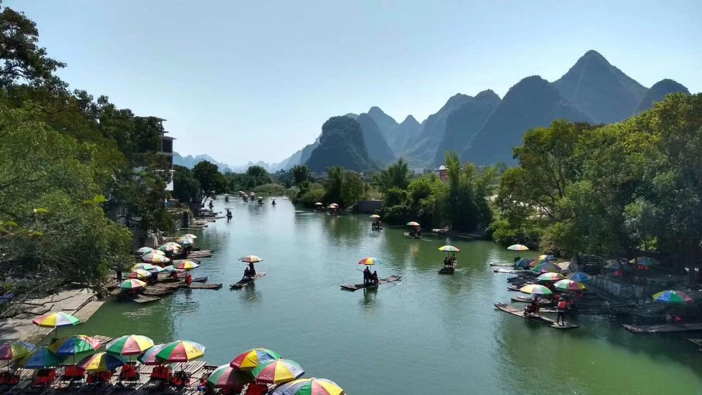 Fuli Bridge Rafting - frequently asked questions China