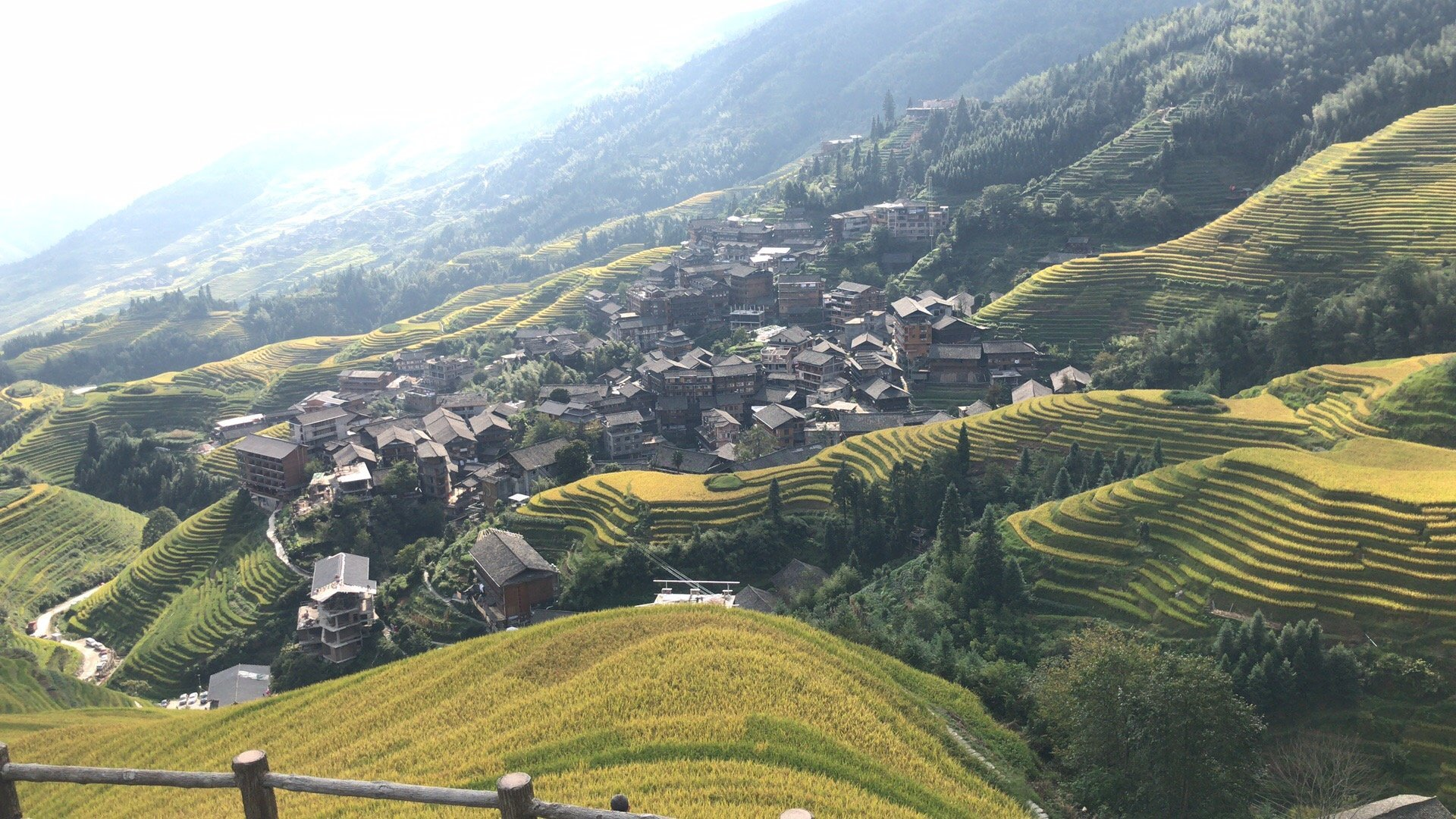 Longsheng – The Most Amazing Rice Terraces in China