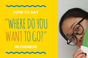 Basic Chinese – 10 Easy Sentences for Beginners