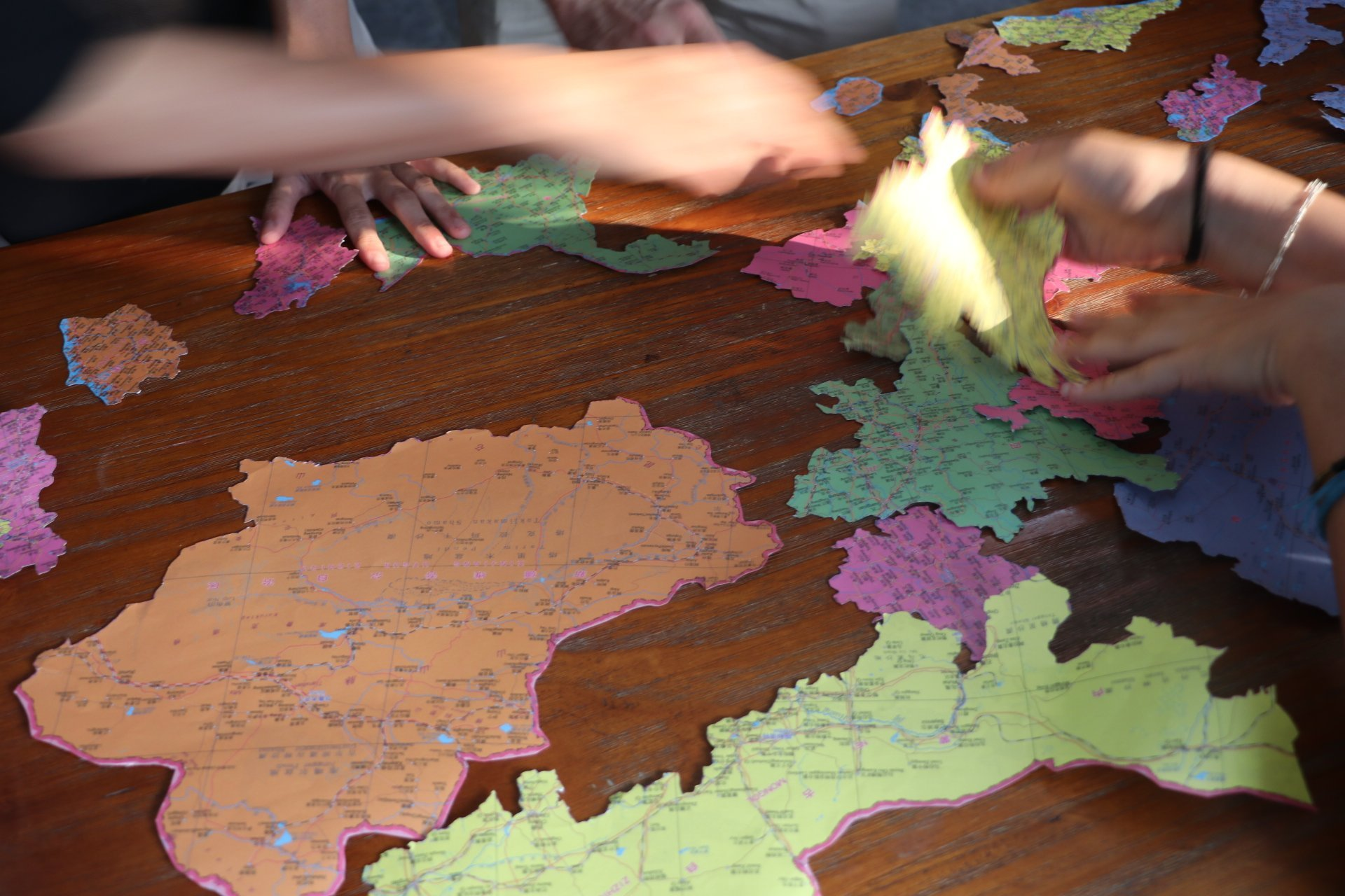 China-provinces-puzzle