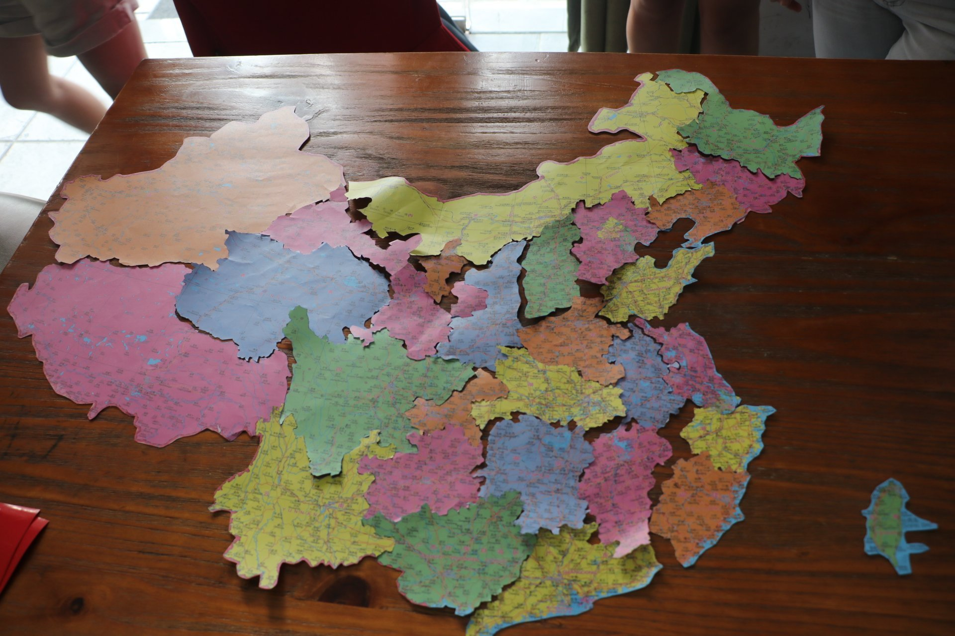 map-of-China-puzzle