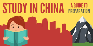 Study in China   How to Prepare