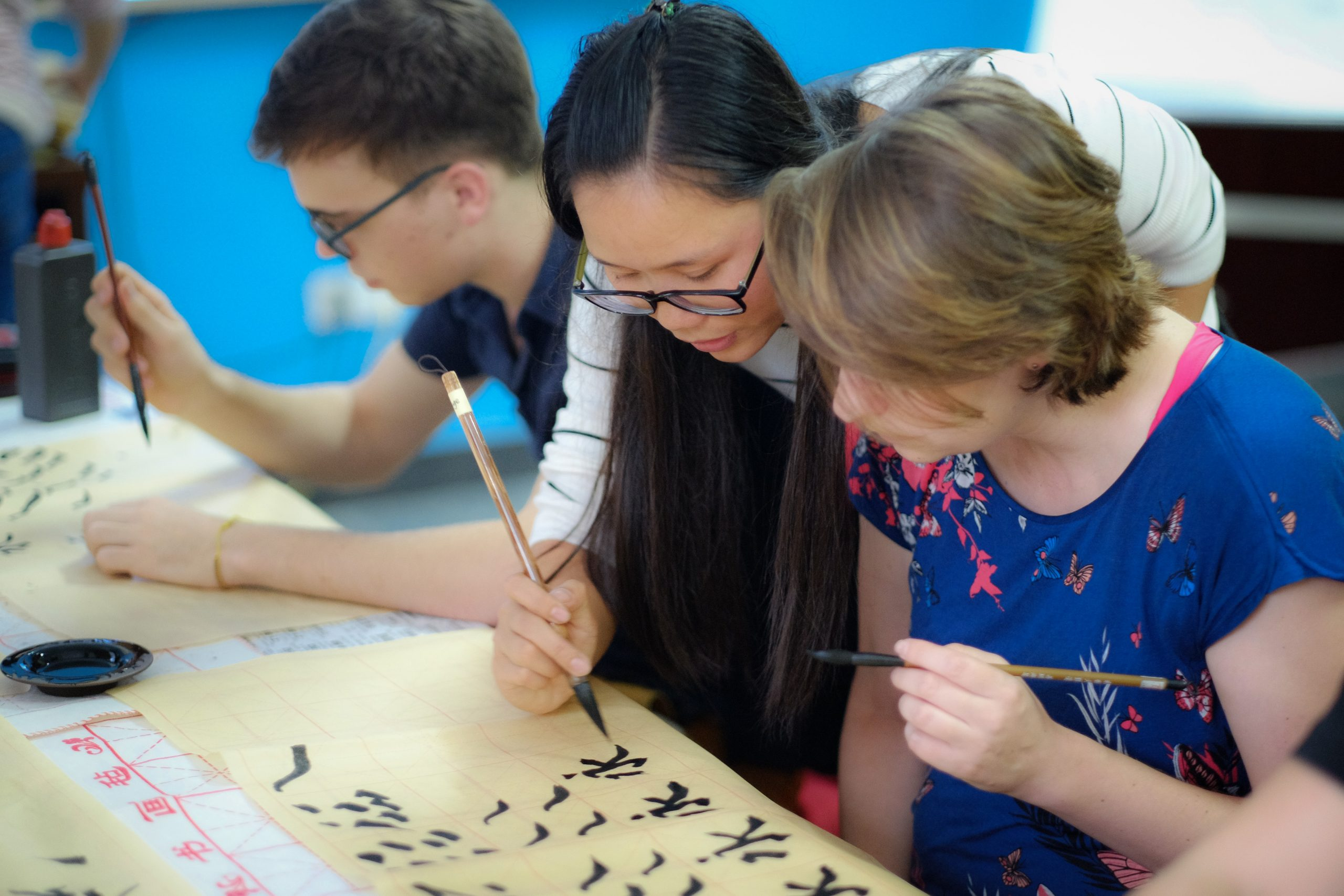 Calligraphy - Most Effective Way to Learn Chinese