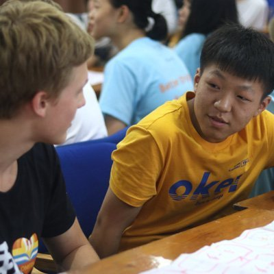 Chinese-students-learning