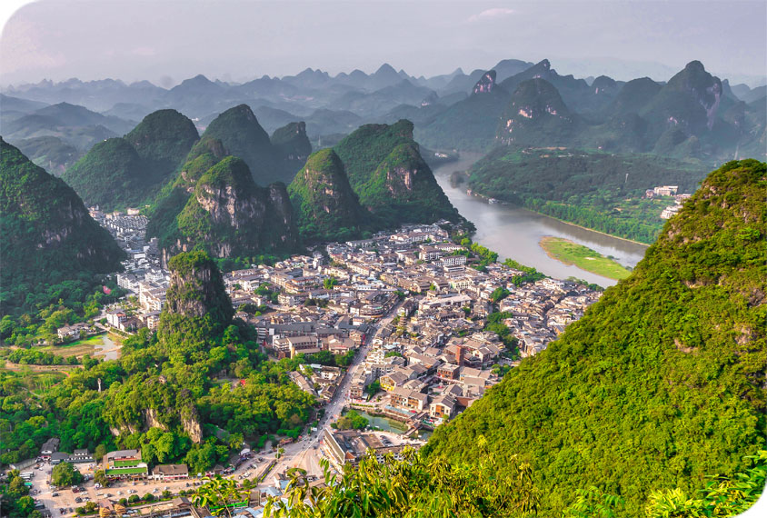 Yangshuo - Most Effective Way to Learn Chinese