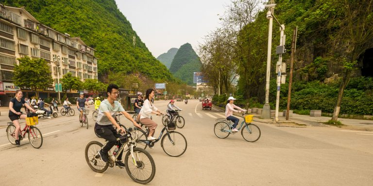 Cycling - National Holiday Camp