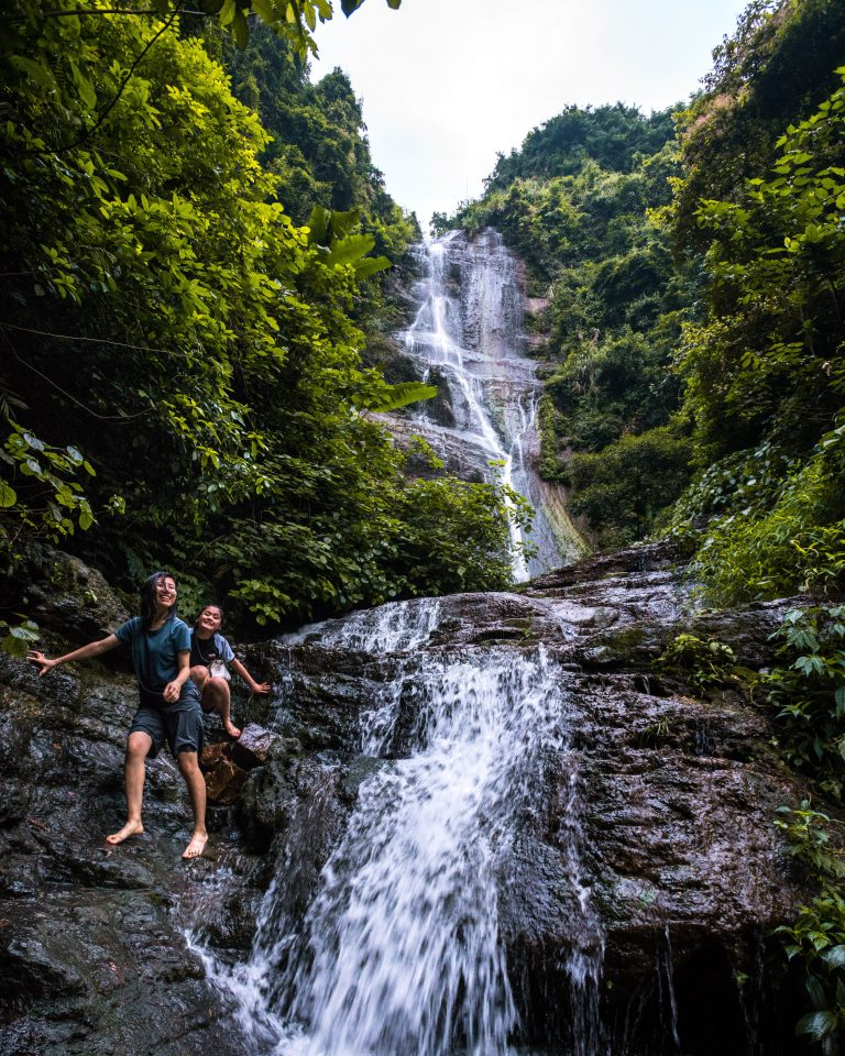 Waterfall - National Holiday Camp