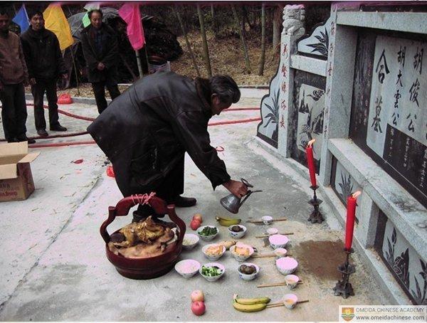 Qing-ming-ritual