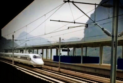 Yangshuo Train Station