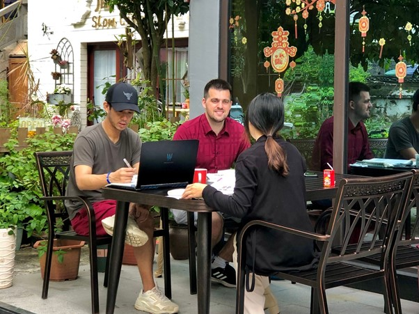 Courses - Student life in Yangshuo