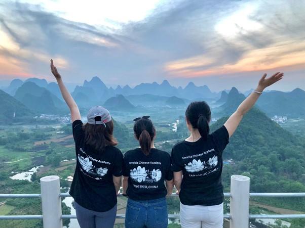 Student Life in Yangshuo: 2020-2021