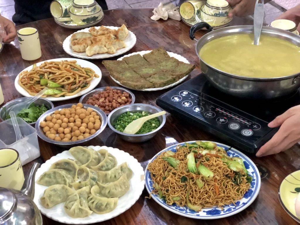 Oil Tea in Yangshuo