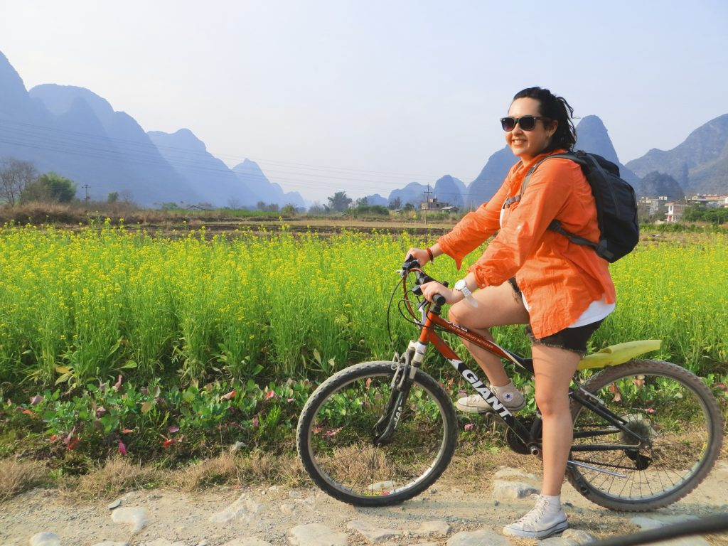 yangshuo bicycle