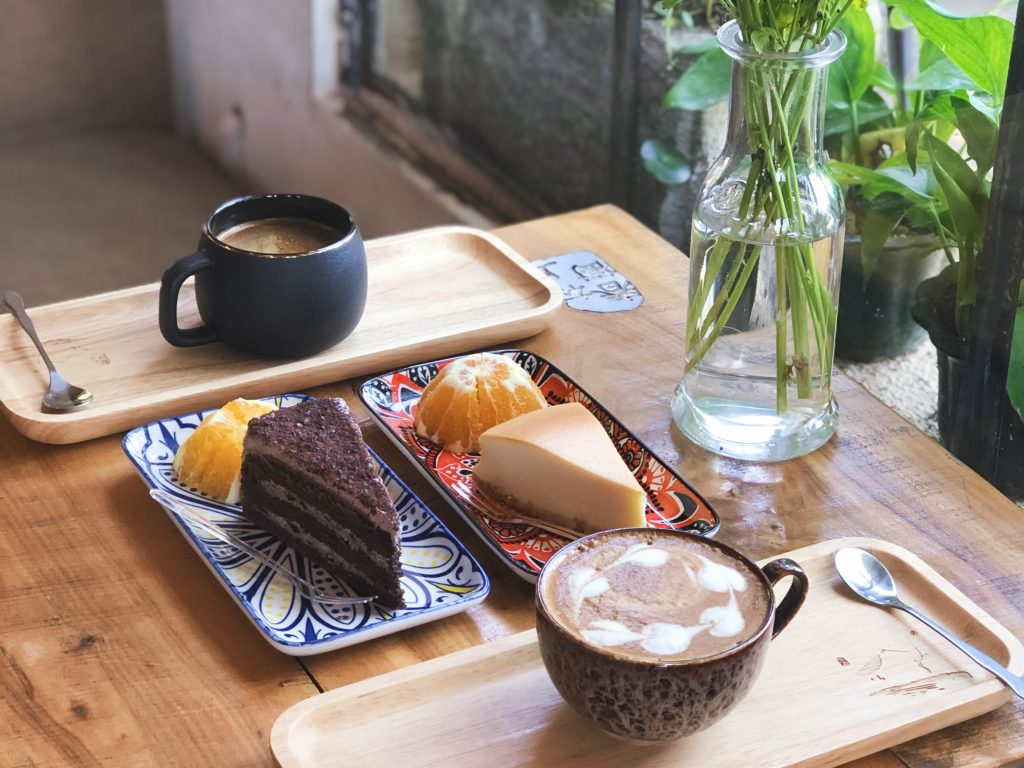yangshuo café food